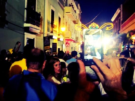 San Sebastian Festival, Old San Juan, PR