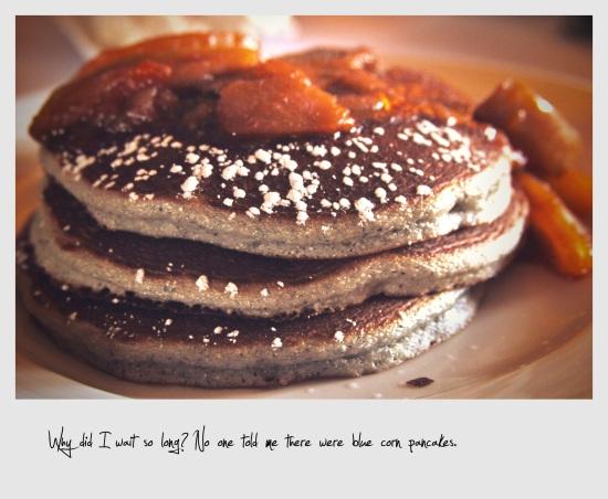 Bluecornpancakes